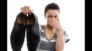 ★ 6 способов убрать неприятный ЗАПАХ из обуви, даже если сильно потеют ноги.