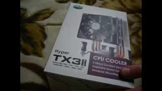 система охлаждения Cooler Master Hyper TX3 EVO
