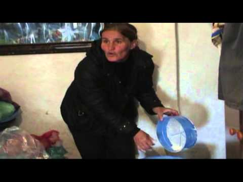 Report TV - Rrëshen, familja me 4 anëtarë jeton në kushte ekstreme varfërie