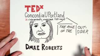 Dmae Roberts TEDxConcordiaUPortland Time-Lapse Introduction