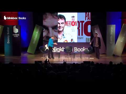 blinkbox Books presents: Clare Balding with Danny Baker & Paul Merton.