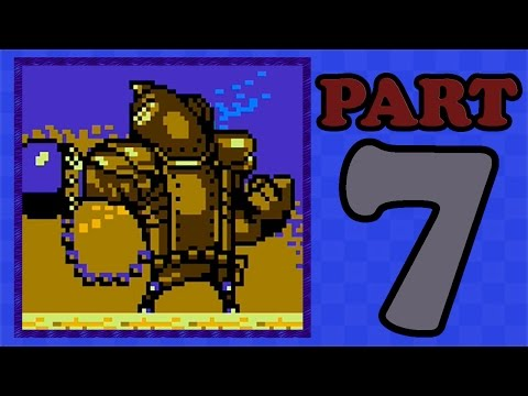 Shovel Knight 100% Walkthrough Part 7 - Iron Whale + Treasure Knight Boss Fight (3DS, Wii U & PC)