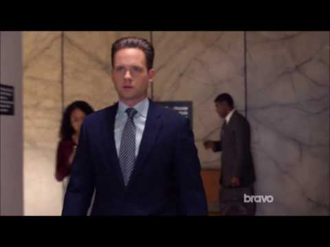 Judgement Day - Stealth - Suits S05E15 Best scene ever!