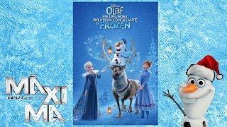 Temperatura Máxima Especial • Olaf: Em Uma Nova Aventura Congelante de Frozen (2017) (24/12/2017)