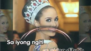 NGITI KARAOKE by RONNIE LIANG FEAT MEGAN YOUNG MISS WORLD 2013