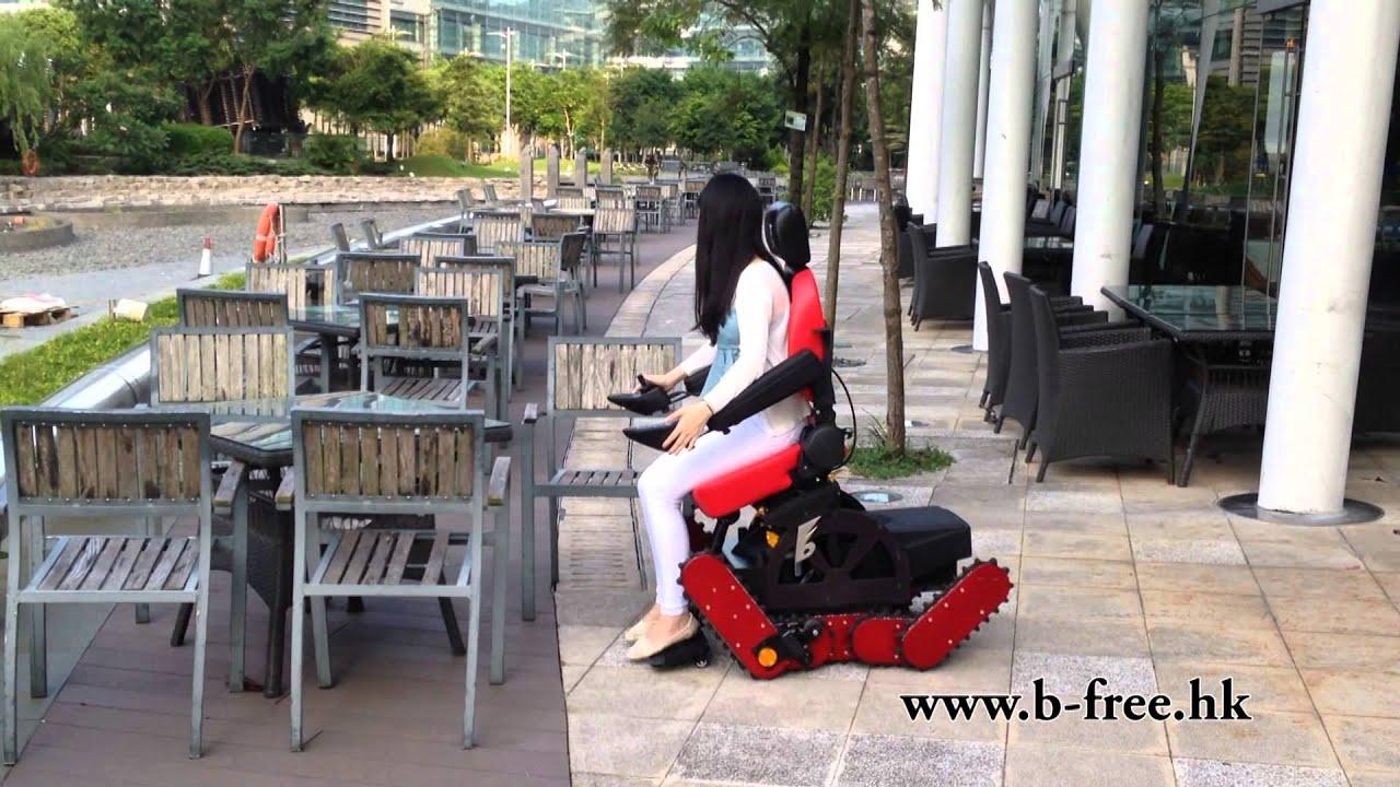 BFree Chair All Terrain Multi Function StairClimbing Power – All Terrain Chair
