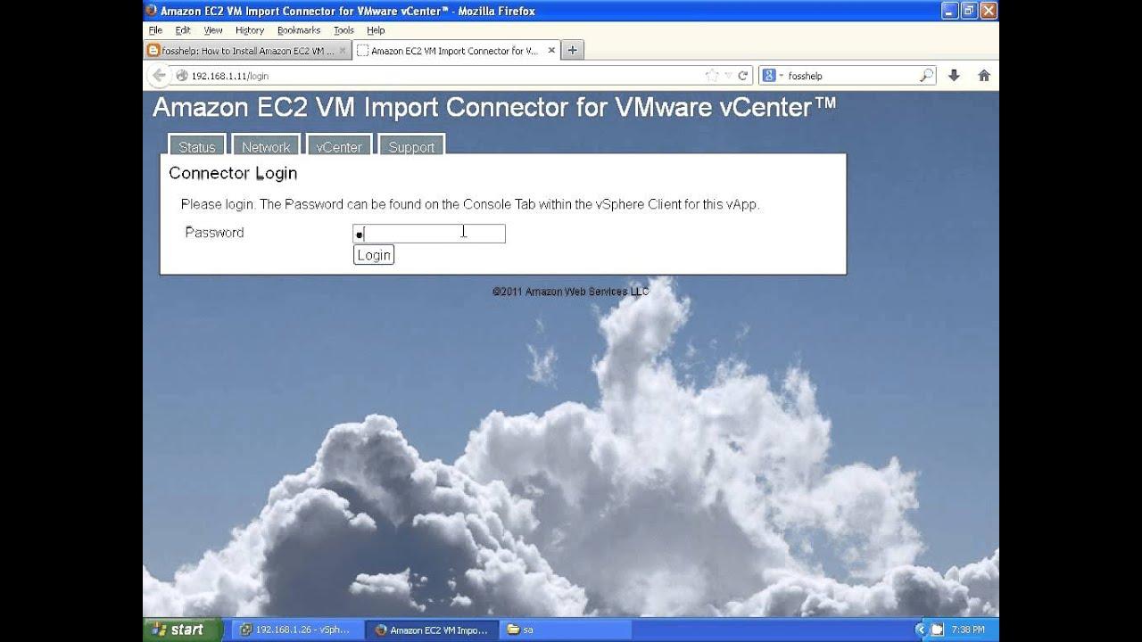 Importing VMware VMs to Amazon EC2 | Rickatron Blog