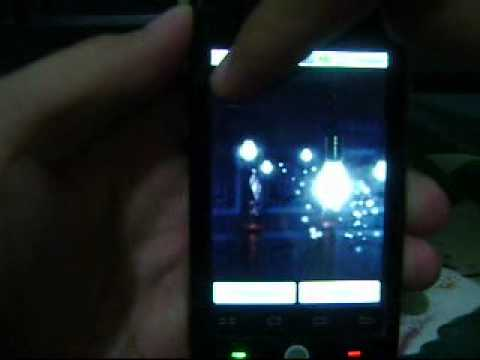 cherry mobile nova live wallpapers samplers.wmv - YouTube