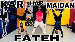 SANJU: KAR HAR MAIDAAN FATEH|| RANBIR KAPOOR||dance choreography|| lavish mjkk