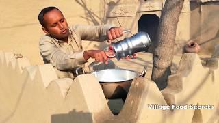 Gambar cover Khoya Mawa Recipe | How to make Khoya | Original homemade Khoya Recipe | Village Food Secrets