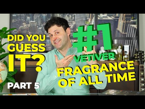 Top BEST VETIVER FRAGRANCES Of ALL TIME - Part 5 | MAX FORTI
