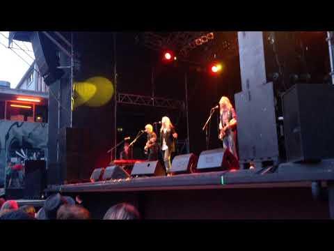Patti Smith - Strange live in Vienna Arena 4.7.2016