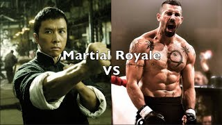 Video Ip Man vs. Yuri Boyka (Fight Analysis) - Martial Royale download MP3, 3GP, MP4, WEBM, AVI, FLV November 2018