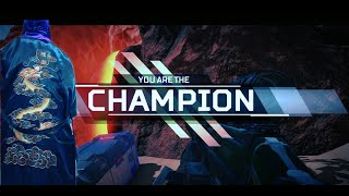 APEX LEGENDS! WE ARE THE CHAMPIONS
