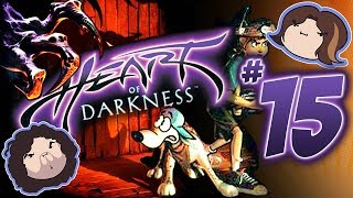 Heart of Darkness: Gotta Get the Crystals - PART 15 - Game Grumps