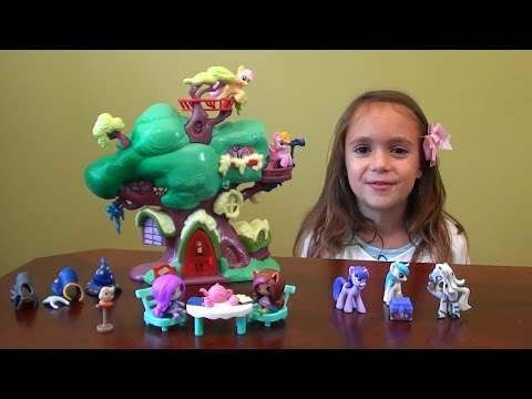 My Little Pony: MLP Story, MLP Golden Oak Library Collection, MLP Blind Bags, MLP Toy Set