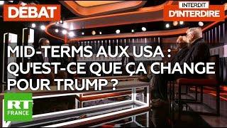 Interdit d'interdire : Mid-terms aux USA : qu'est-ce que ça change pour Trump ?