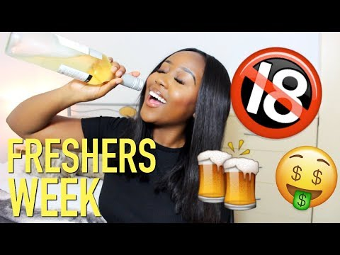 The ULTIMATE Freshers Week Survival Guide 2018 | Advice You HAVE To Hear!