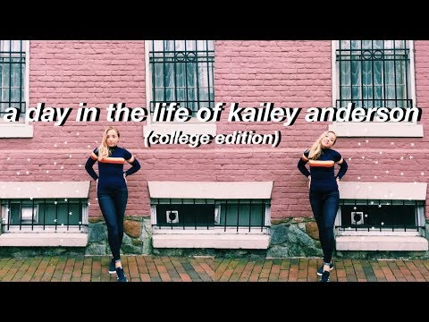 What A Day In My Life Looks Like | College Edition: American University