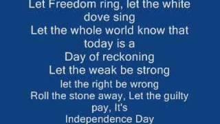 Martina McBride - Independence Day (Instrumental Version)