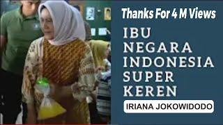 Nenteng Es Jeruk Plastikan!!! Ibu Iriana Jokowi, IBU Negara Yang Super Keren!!!! MP3