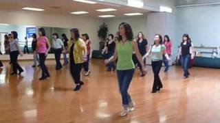 Drip Droppin- Line Dance (Dance & Walk Through)