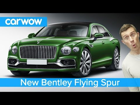 New £165K Bentley Continental Flying Spur 2020 – see why it makes a Mercedes S-Class seem cheap!