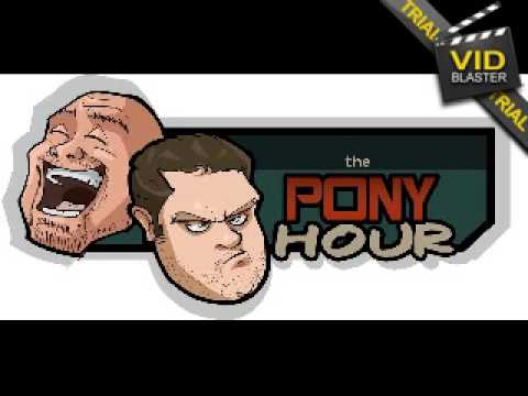 The Pony Hour (Episode V): Trains, Planes and Toys