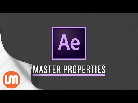 Why You Should Be Using Master Properties in After Effects