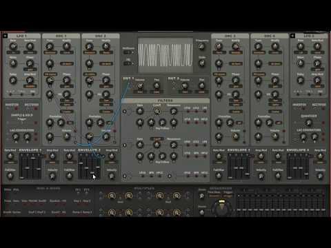 Bazille - Oscillators and Operators