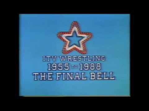 British Wrestling 1955 to 1988 The Final Bell - Last Ever Broadcast