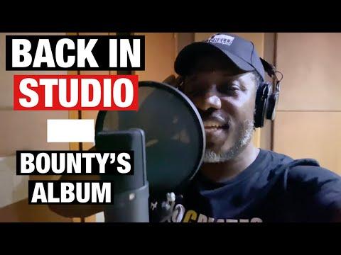 Back In Studio for Bounty's Album : Meet The Mitchells