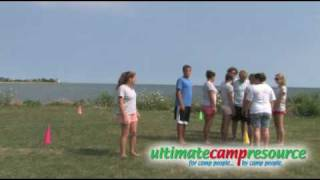 4 Chairs Camp Game - Ultimate Camp Resource