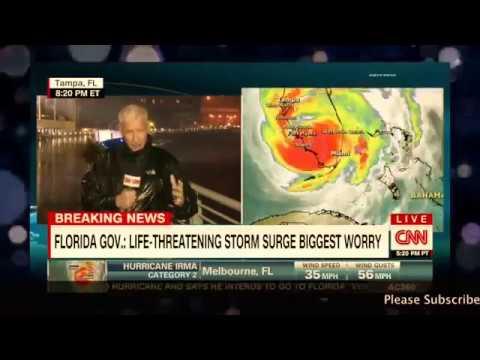 ANDERSON COOPER 360 CNN  SEP 10 2017  BREAKING NEWS IRMA