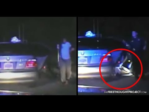 Dashcam Released Showing Cops Sexually Assault Woman on Roadside, Looking for Pot