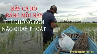 TRAP FISH (POU PHUNG FISHING)