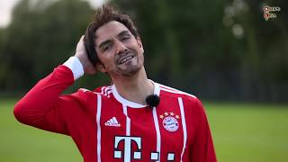 Mats Hummels vs Thomas Müller - Witze über Müller!