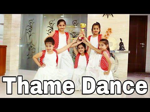 Theme Dance Naina Dangal | DANCE Video  Tu Jo Mila Bajrangi Bhaijaan DANCE Video