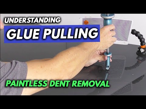 Going Back To Basics - Understanding Glue Pulling For Paintless Dent Removal