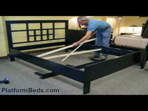 American Bed Assembly - YouTube