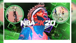 2k20 park live gameplay of boot camp