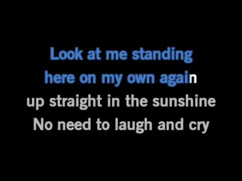 Lara Fabian Wonderful Life Karaoke
