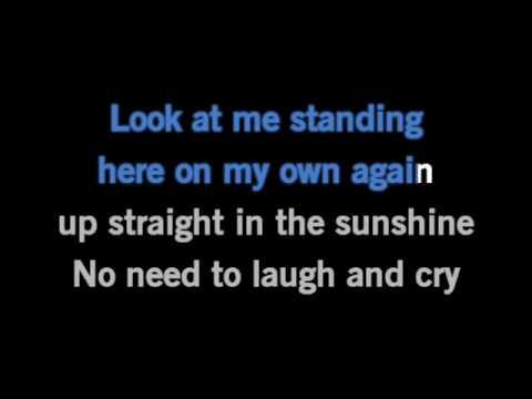 Lara Fabian Wonderful Life Karaoke