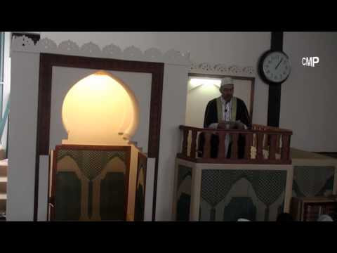 Prêche Arabe/Français vend 21 Aout 2015 MosquéePoitiers