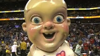 Creepiest Mascots In Sports History