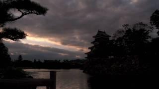 松本市を歩く。 松本城、ナワテ通り、四柱神社、まるも、旧開智学校 撮...