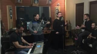 Linda Hakaj - Mos u largo ( Cover ) Live ne Studio ERONA