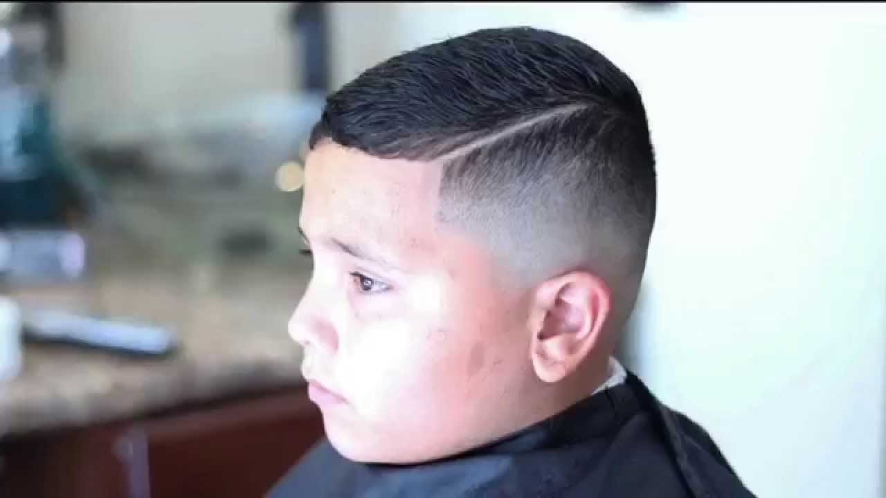 How To Comb Over Bald Fade Haircut With Side Part Youtube