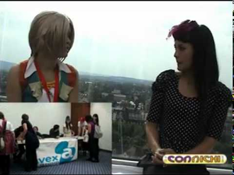 Connichi 2010: Interview with OLIVIA