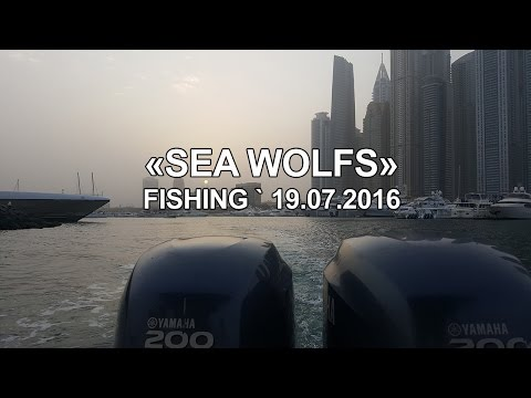 UAE, Dubai, Fishing, 19.07.2016